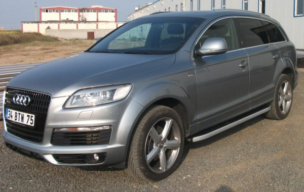 Audi Q7 Premium Running Boards