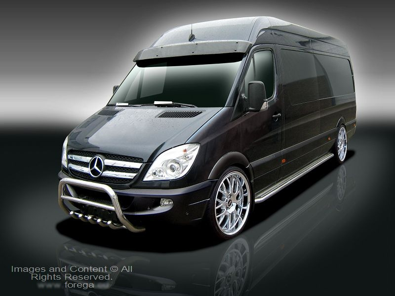 Mercedes sprinter styling parts for Mercedes benz sprinter parts and accessories