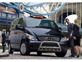 Mercedes Vito W639 Accessories